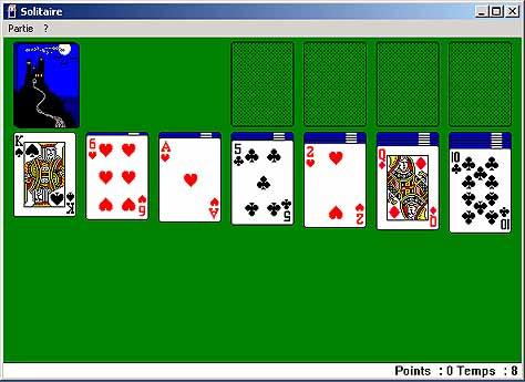 jeux de carte solitaire gratuit a telecharger jeux chez maya solitaire